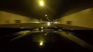 Lamborghini Gallardo SE - Roertunnel Roermond