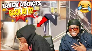 Try Not To Laugh 2020 Drunk Comp! This One HURTS To Watch! - Laugh Addicts Ep.29