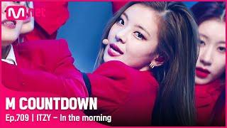 [ITZY - In the morning] KPOP TV Show   #엠카운트다운   Mnet 210513 방송