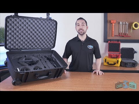 Oculus Rift Kit Case - Featured Youtube Video