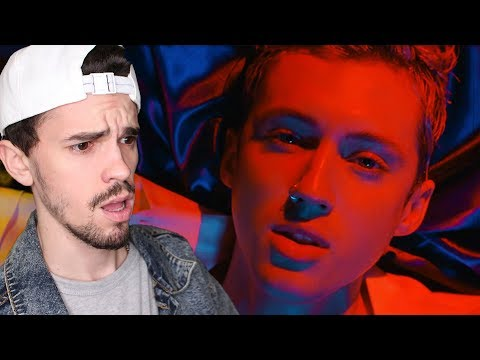 VIDEO REAÇÃO: Troye Sivan - My My My! (Portugal)