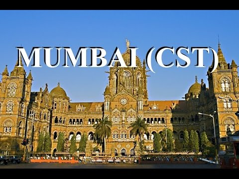 India/Mumbai Chhatrapati Shivaji Terminus (CST) Part 11(HD)