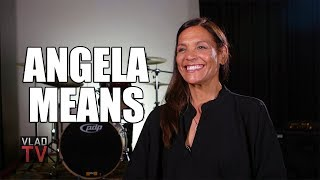 Angela Means on Her & Faizon Love Helping Chris Tucker Get 'Smokey' Role (Part 7)