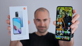 Xiaomi Redmi 10 - Unboxing & Full Tour