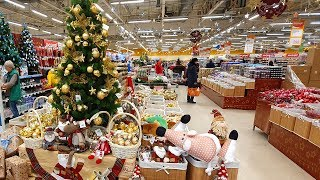 What to buy in provincial Russian supermarket? Come Christmas shopping with us or maybe not