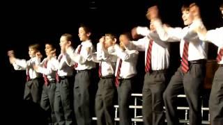 """Tx Boys Choir Town Choir """"Hot Chocolate"""""""