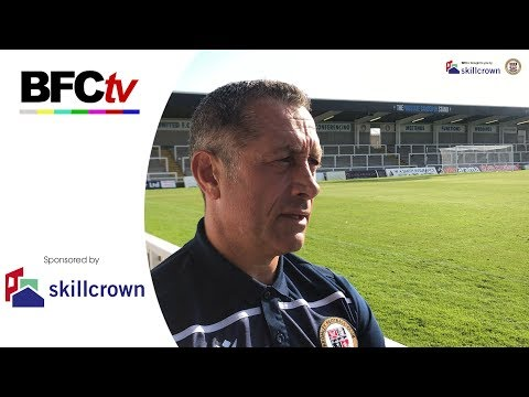Interview: Neil Smith on the 3-2 win at Hartlepool United