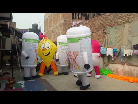 Promotional Walking Inflatables