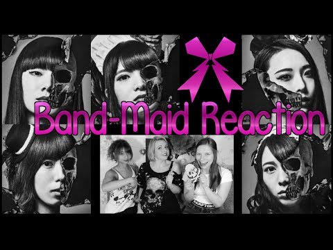 [REACTION] BAND-MAID Real Existence  Otome no Timing