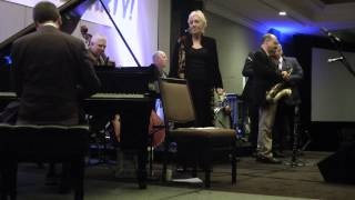 """""""HE'S A TRAMP"""": BECKY KILGORE and FRIENDS at the ATLANTA JAZZ PARTY (April 25, 2014)"""