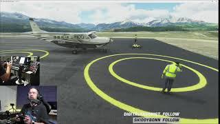 Telluride FSEconomy Microsoft Flight Simulator 2020