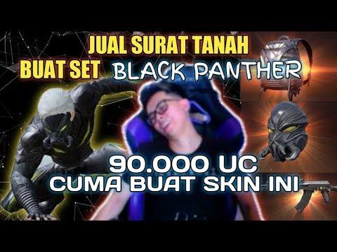 BAKAR UC 90.000 CUMA BUAT SET INI ?! AUTO JUAL SURAT TANAH !!! - PUBG MOBILE INDONESIA