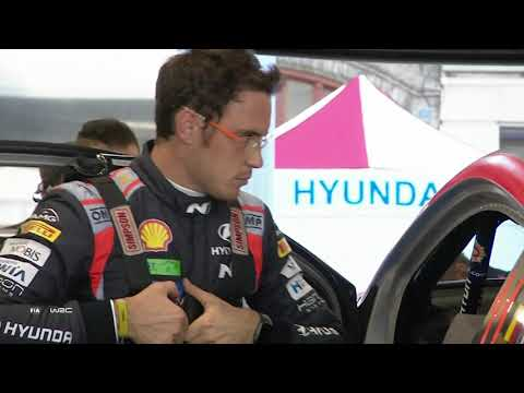 WRC 2021 WRC第8戦 ラリー・ベルギー 金曜日ハイライト動画(1/2)