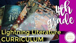 4th Grade Language Arts Curriculum    Hewitt Homeschooling Lightning Literature