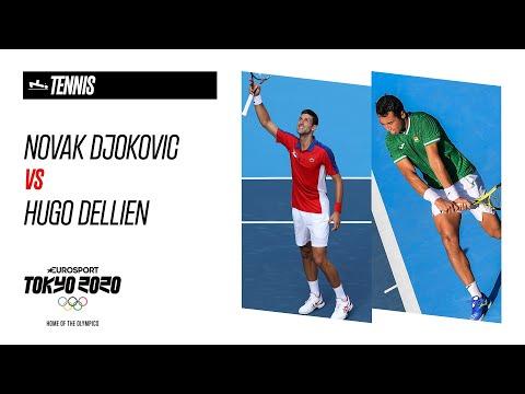 Mens Singles Djokovic vs Dellien</a> 2021-07-24