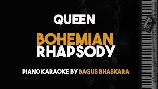 Bohemian Rhapsody   Queen (Piano Karaoke Version)
