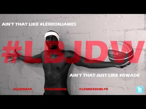 #LBJDW (LeBron James Dwyane Wade)
