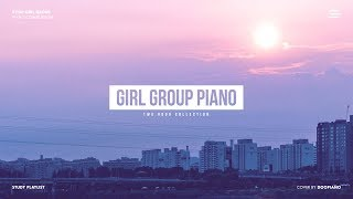 KPOP Girl Group Piano Collection | 2 Hour Study Music