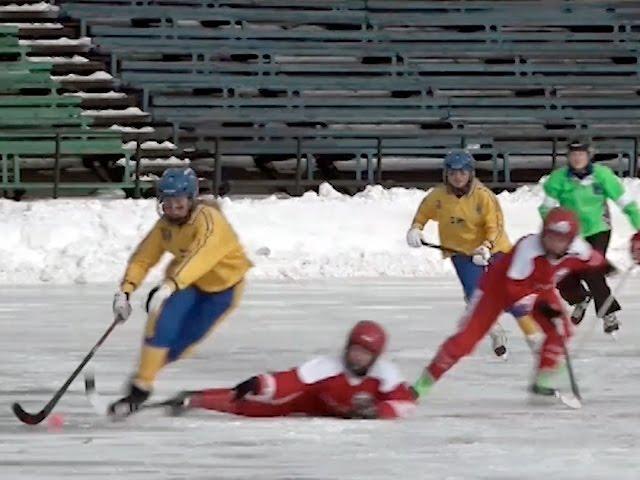 Иркутск принял чемпионат мира по бенди