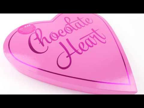 I Heart Revolution I Heart Revolution I Heart Chocolate