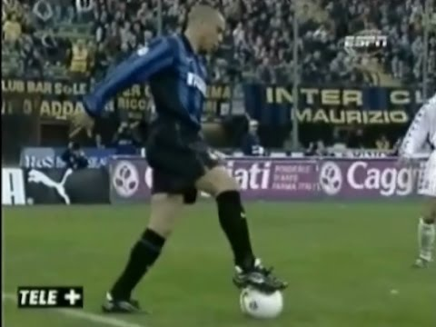 Ronaldo Brazil Impossible Technique And Dribbling Ever