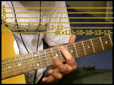 Guitar Tab for Young Folks by Peter, Bjorn & John Tablature Tab Lesson
