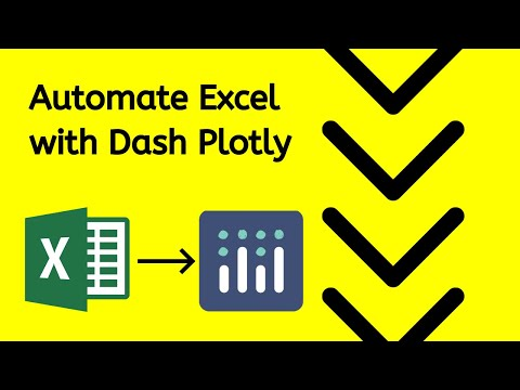 How to build Interactive Excel Dashboard with Python - Dash