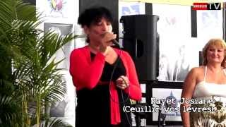 preview picture of video 'Gramoun Start 2014: Josiane payet  -  Cueillir vos levres.'