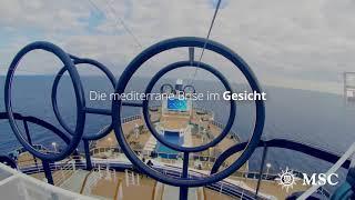 MSC Seaview: Genießen Sie das Meer