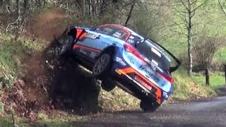 The Best of Rally 2018 | Big Crashes, Big Show & Action | CMSVideo
