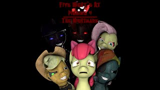 Five Night's At Pinkies 4 - The Nightmare [SFM] [HD 60fps] [CC]