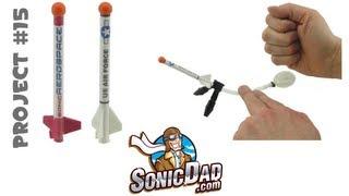 Pocket Rocket - SonicDad Project #15
