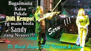 Download Seru Pakde Didi Kempot Main Biola Sandy Yang Nyanyi Mp3