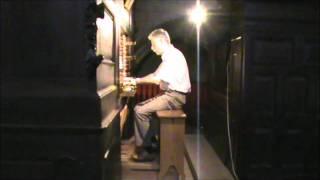 preview picture of video 'orgue Bagnères de Bigorre - Pachelbel'