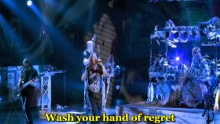 Dream Theater - Scarred ( Live From The Boston Opera House ) - with lyrics