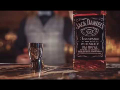 Video How to mix Jack Daniels
