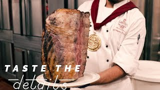 Lawry's: The Iconic Prime Rib | Taste The Details