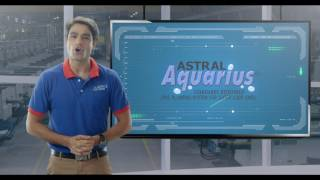 ASTRAL AQUARIUS - uPVC PLUMBING SYSTEM FOR OUTER LOOP LINES