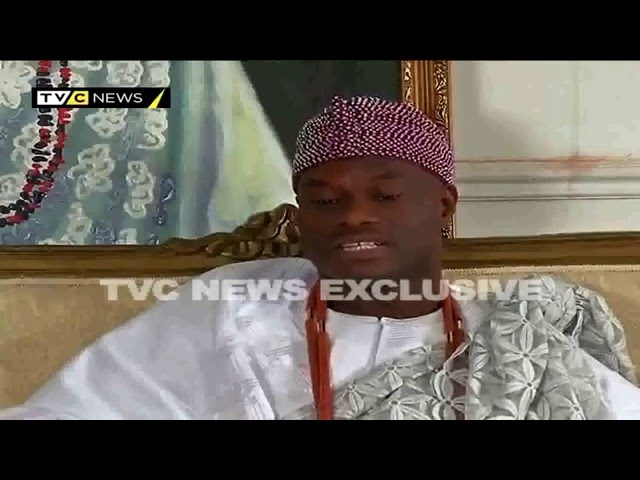 Exclusive interview with new Ooni of Ife