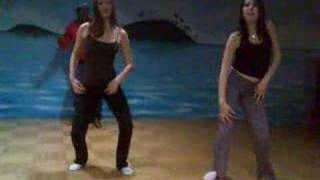 repete de danse
