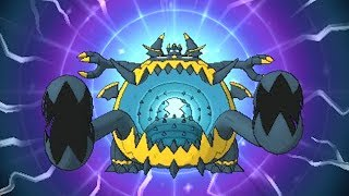 Guzzlord  - (Pokémon) - Minecraft : POKEMON DA SORTE DARK - LENDÁRIOS GIGANTES, GUZZLORD vs CELESTEELA ‹ MayconLorenz ›