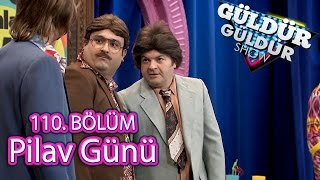 Güldür Güldür Show 110. Bölüm, Pilav Günü Skeci