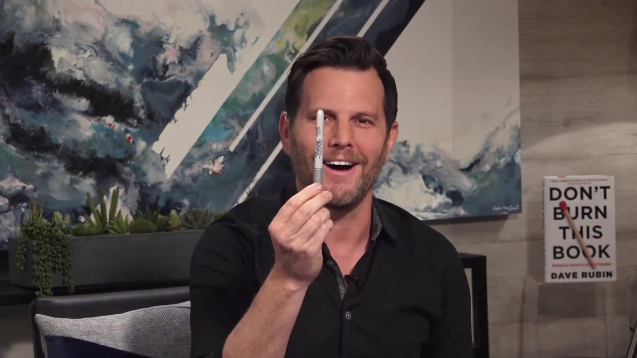 Don't Burn This Book: Thinking for Yourself in an Age of Unreason by Dave Rubin