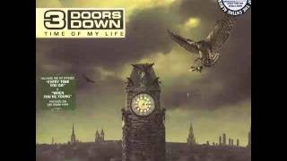 3 Doors Down-Race For The Sun