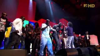 Akon - Wanna Be Startin Something - MTV African Music Awards 2009 HD