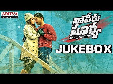 naa peru surya naa illu india mp3 songs download telugu