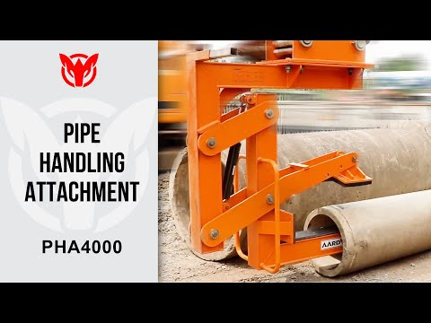 Pipe Handling Attachment PHA4000