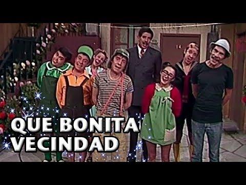 El Chavo | Que Bonita Vecindad (Clip)