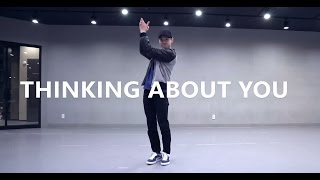 Thinking About You   Hardwell Feat. Jay Sean  Choreography. AD LIB