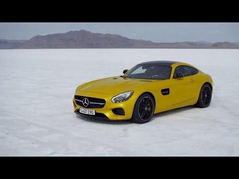 Mercedes-AMG GT en acción